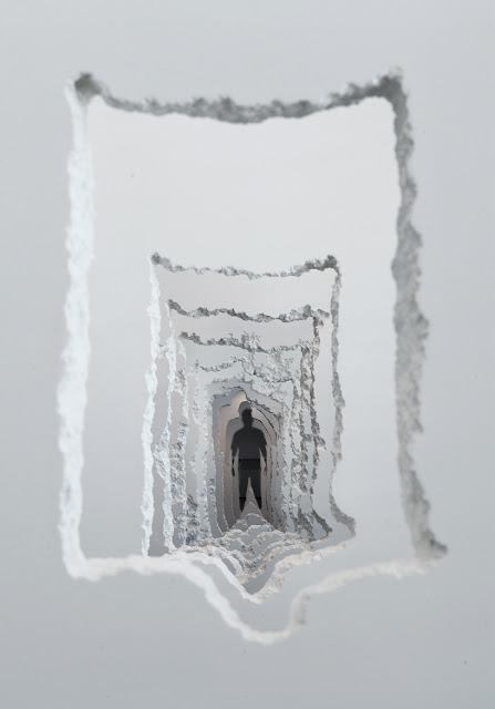 Artista-Daniel-Arsham-intaglia-90-metri-di-parete-nel-museo-darte-SCAD-wall-excavation-ddarcart-03