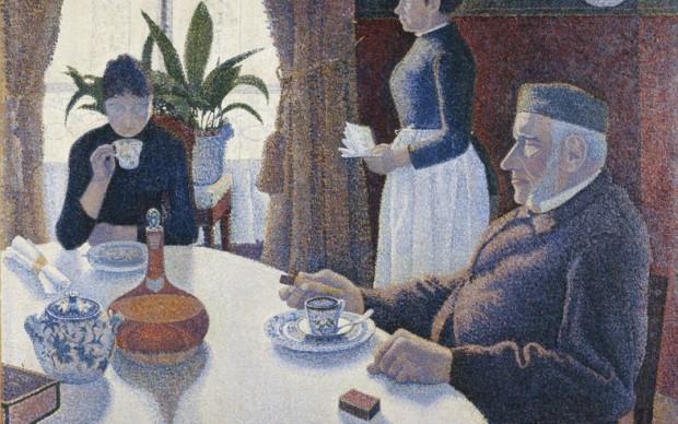 Paul-Signac-La-sala-da-pranzo-olio-su-tela-1886-1887-620x388