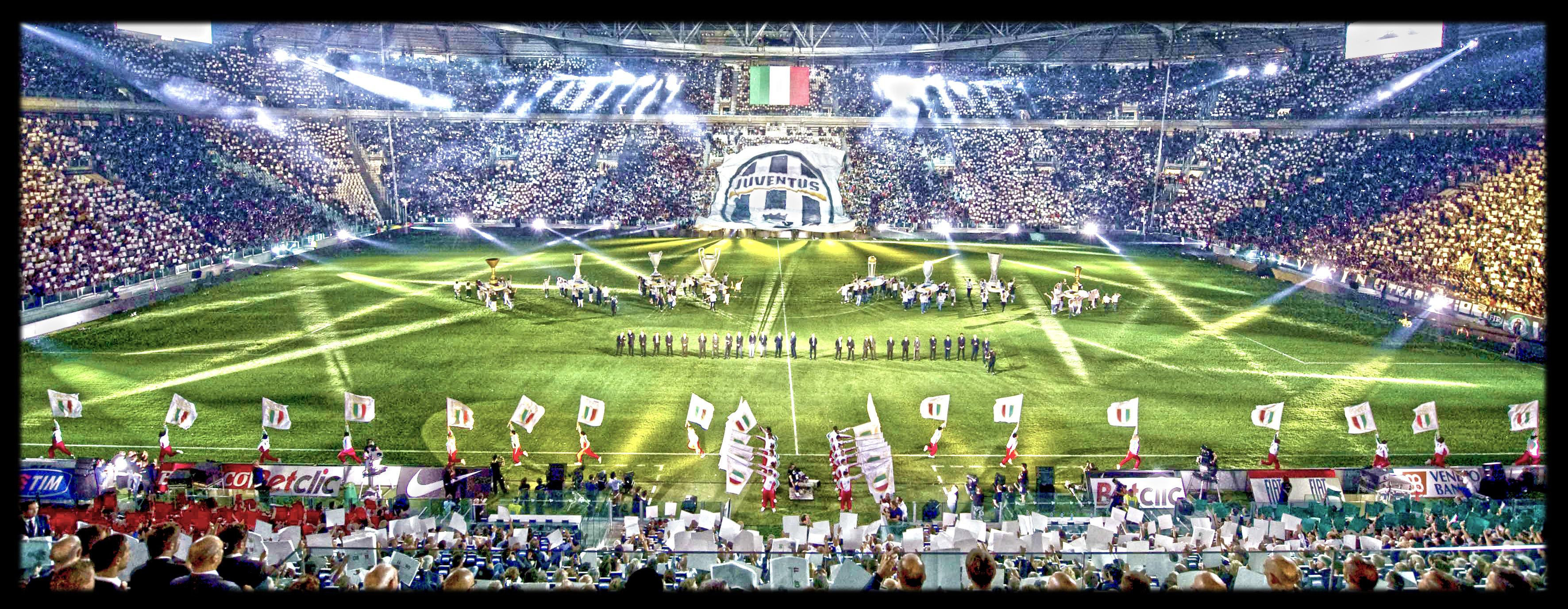 Cerimonia Inaugurazione del Nuovo Stadio Della Juventus